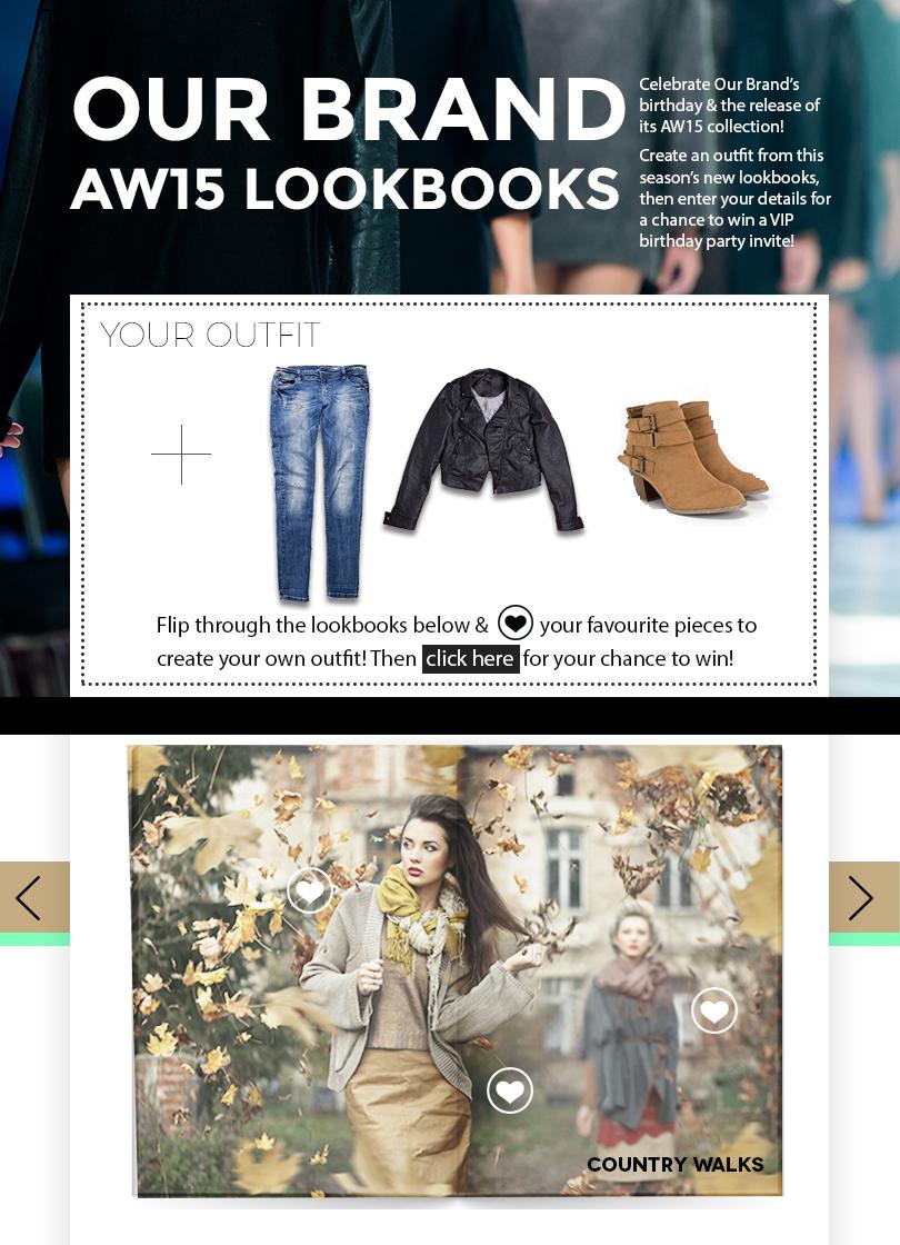 Autumn Winter Fashion Social Media