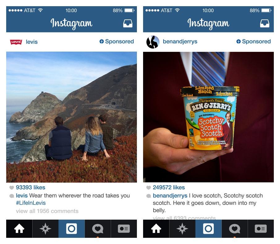 Instagram Advertising UK