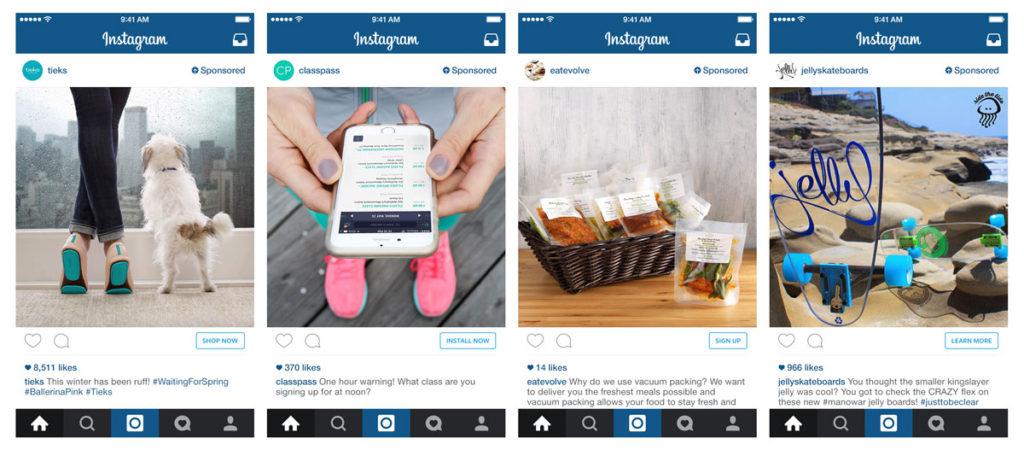 Instagram Advertising Campaigns