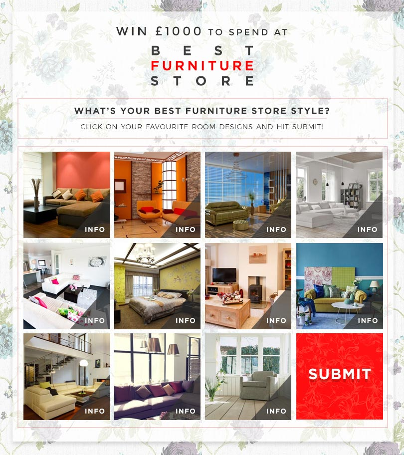 Furniture Marketing Campaigns | Social Media | Digital Visitor