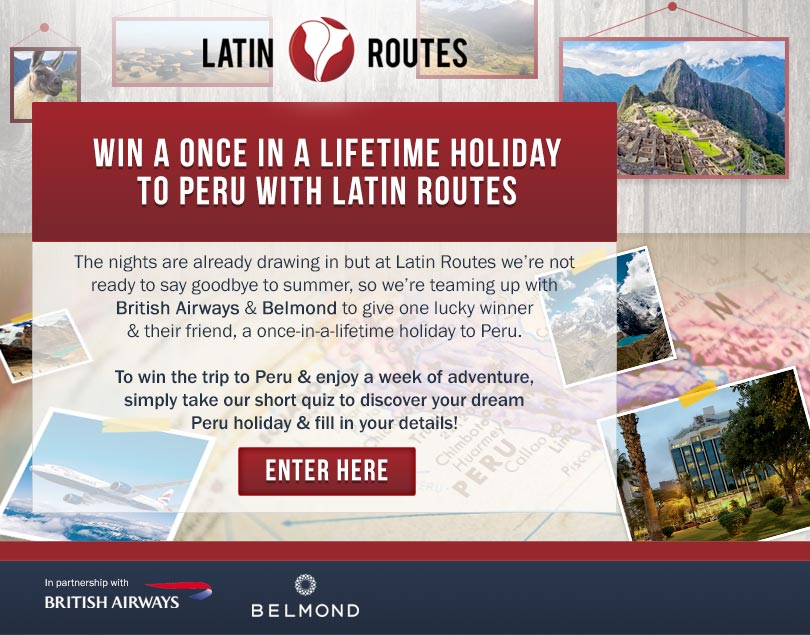 Latin Routes Quiz Application