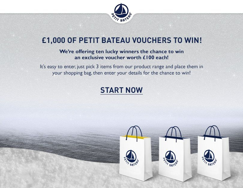 petit bateau marketing campaign