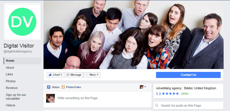 Is Facebook Testing a New Pages Layout?