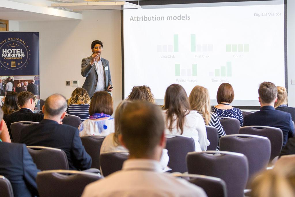 social media attribution models