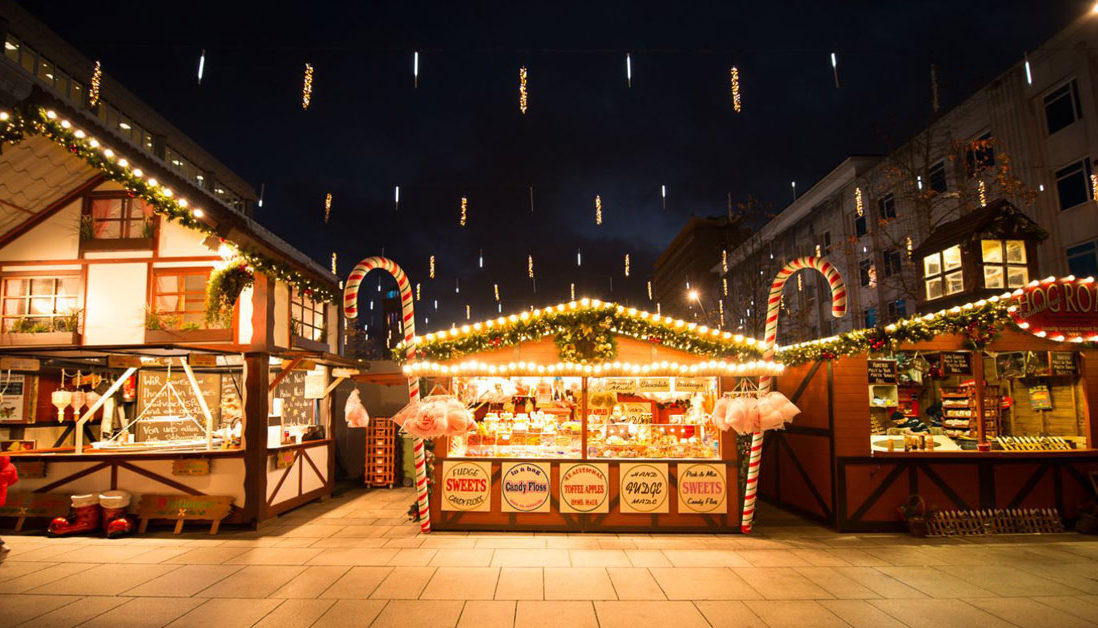 Plymouth City Council Christmas Campaign Announcement